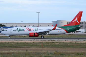 EI-GAT - AlbaStar Boeing 737-800