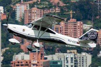 HJ-437 - Private AeroAndina MXP-150 Kimbaya