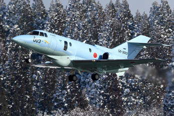52-3003 - Japan - Air Self Defence Force Hawker Beechcraft U-125A