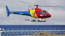CS-HFR - HTA Helicopters Aerospatiale AS350 Ecureuil / Squirrel aircraft