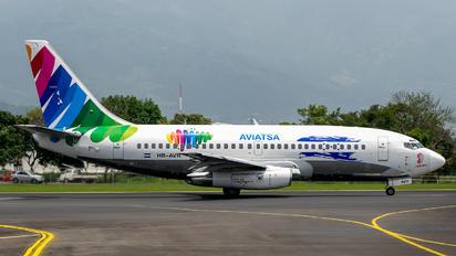 HR-AVR -  Boeing 737-200