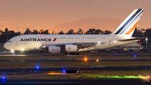 F-HPJC - Air France Airbus A380 aircraft