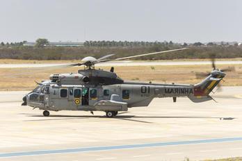 N-7101 - Brazil - Navy Eurocopter EC-725/HM-4 Super Cougar