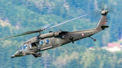 6M-BH - Austria - Air Force Sikorsky S-70A Black Hawk