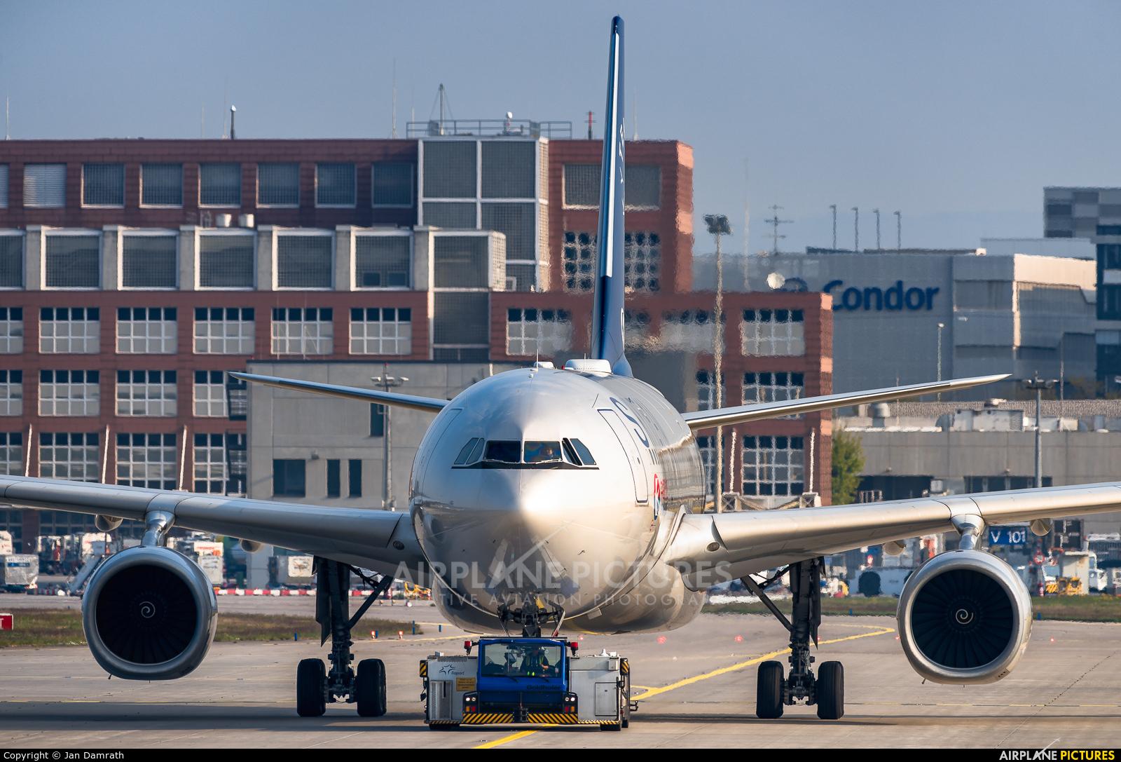 China Eastern Airlines B-5949 aircraft at Frankfurt