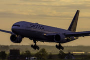 N793UA - United Airlines Boeing 777-200ER aircraft