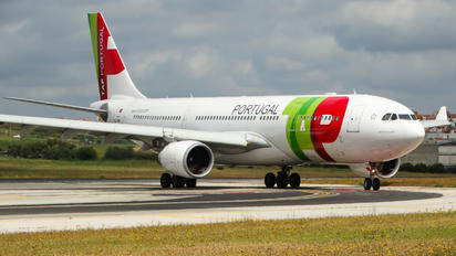 CS-TOM - TAP Portugal Airbus A330-200
