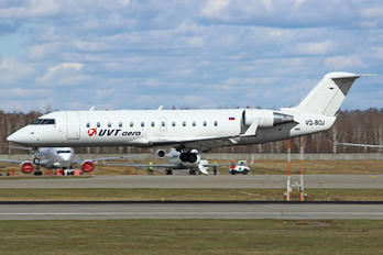 VQ-BOJ - UVT-Aero Bombardier CRJ-200ER