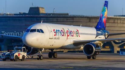 LY-ONL - Small Planet Airlines Airbus A320