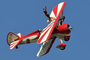 OE-AXX - Wing Walkers Boeing Stearman, Kaydet (all models)