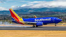 N422WN - Southwest Airlines Boeing 737-700 aircraft