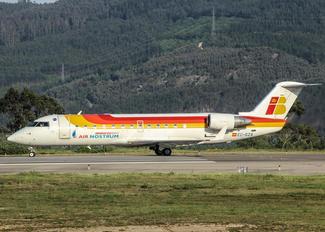 EC-GZA - Air Nostrum - Iberia Regional Canadair CL-600 CRJ-200