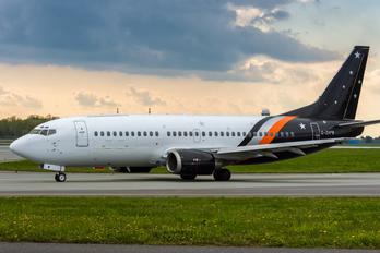 G-ZAPW - Titan Airways Boeing 737-300