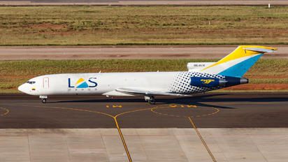 HK-4636 - Lineas Aereas Suramericanas Boeing 727-200F