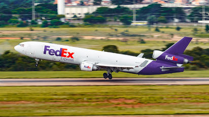 N606FE - FedEx Federal Express McDonnell Douglas MD-11F