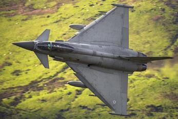 ZJ942 - Royal Air Force Eurofighter Typhoon FGR.4