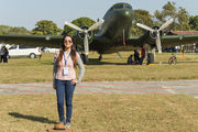 YS-53C - Private Douglas C-47A Skytrain aircraft