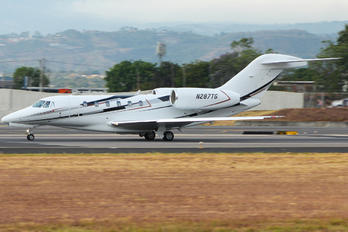 N287TG - Private Cessna 750 Citation X