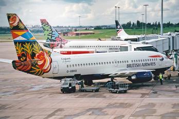 G-XBHX - British Airways Boeing 737-300