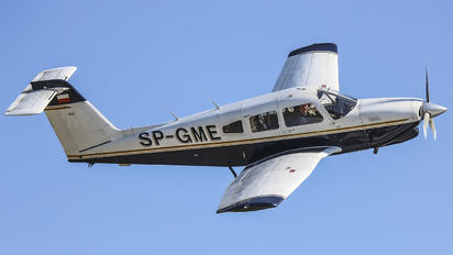 SP-GME - ZUA Mielec Piper PA-28 Arrow