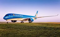 VN-A890 - Vietnam Airlines Airbus A350-900 aircraft