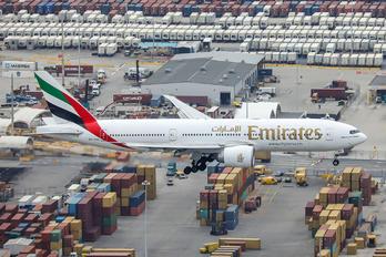 A6-EWA - Emirates Airlines Boeing 777-200LR