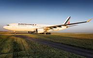 F-GZCH - Air France Airbus A330-200 aircraft