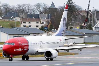 LN-NGD - Norwegian Air Shuttle Boeing 737-800