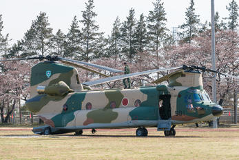 37-4501 - Japan - Air Self Defence Force Kawasaki CH-47J Chinook