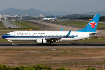B-1701 - China Southern Airlines Boeing 737-800