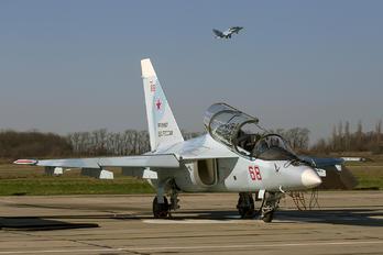 68 - Russia - Air Force Yakovlev Yak-130