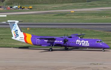 G-PRPN - Flybe de Havilland Canada DHC-8-402Q Dash 8