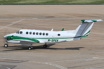 M-SPEK - Specsavers Aviation Ltd Beechcraft 300 King Air 350