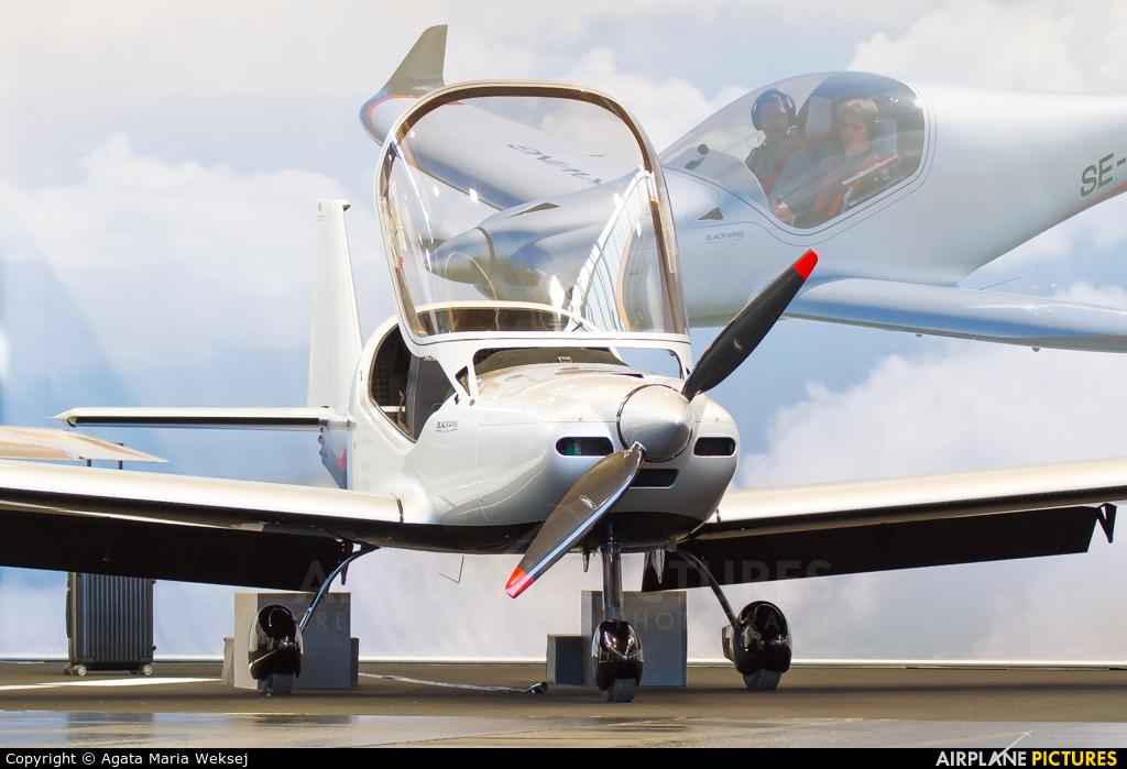 Private SE-VUE aircraft at Friedrichshafen