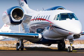 OO-PKX - Air Service Liege Cessna 750 Citation X