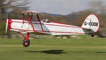 G-OODE - Private Stampe SV4 aircraft