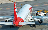 PR-MAG - TAM Airbus A320 aircraft