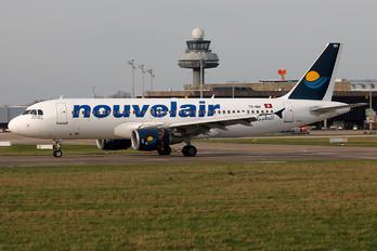 TS-INH - Nouvelair Airbus A320