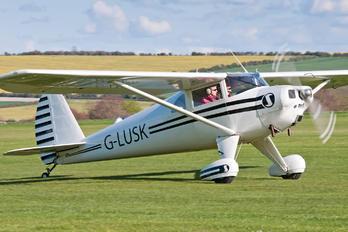 G-LUSK - Private Luscombe 8E Silvaire Deluxe