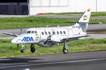 HK-4381 - ADA Aerolinea de Antioquia Scottish Aviation Jetstream 32