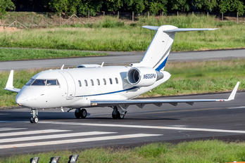 N605PA - Private Bombardier Challenger 605