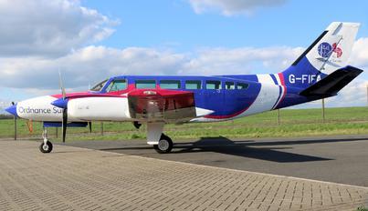 G-FIFA - RVL Aviation Cessna 404 Titan