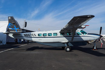 N867EX - Cessna Aircraft Company Cessna 208B Grand Caravan