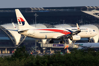 9M-MXA - Malaysia Airlines Boeing 737-800