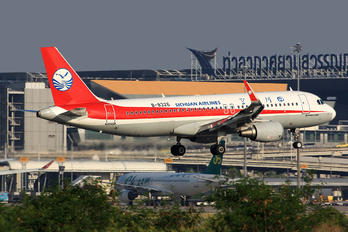 B-8326 - Sichuan Airlines  Airbus A320