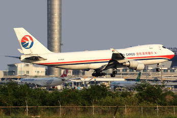 B-2428 - Great Wall Airlines Boeing 747-400F, ERF