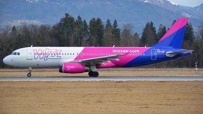 HA-LWE - Wizz Air Airbus A320