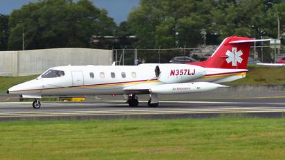N357LJ - Private Bombardier Learjet 36