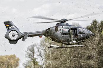D-HDDL - Germany - Navy Eurocopter EC135 (all models)