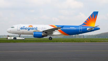 N232NV - Allegiant Air Airbus A320
